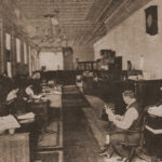 IWW headquarters, 1917