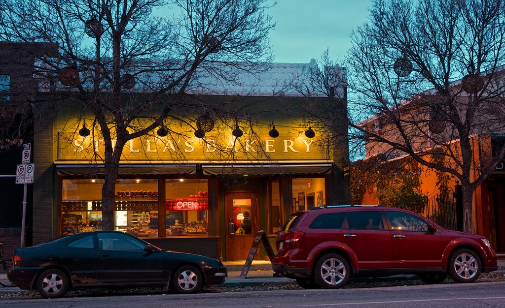 Stella's Bakery, Winnipeg, 2013 © Sheldon Emberly | Flickr