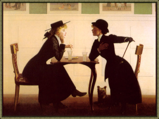 Harry Watrous, The Discussion | Wikimedia Commons