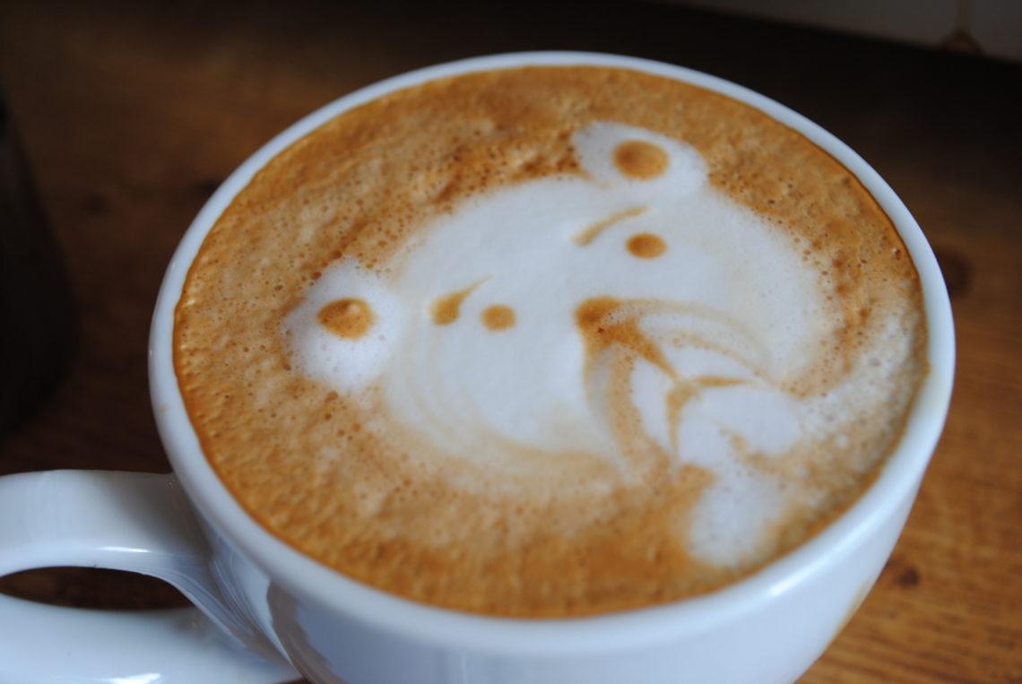 Latte © lehaneC, 2011 | Flickr